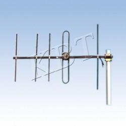 Antena yagi 5 elem. VHF banda marina