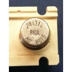 Transistor 2N4314