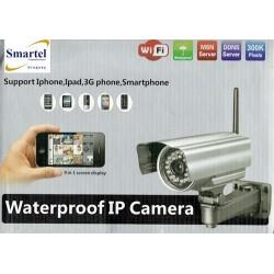 Cámara de Videovigilancia IP y WiFi