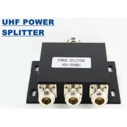 Divisor de Potencia UHF 3 salidas 50w