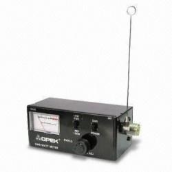 Medidor de Potencia y ROE HF SWR-3