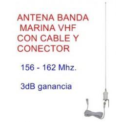 Antena marina VHF VH-3200CX