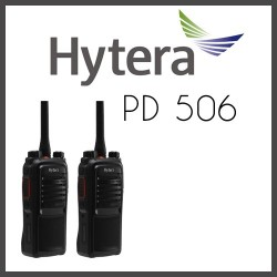 PD506 análogo / digital VHF o UHF
