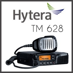TM628 50w 128 canales VHF
