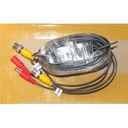 Cable para cámara CCTV de 15 metros