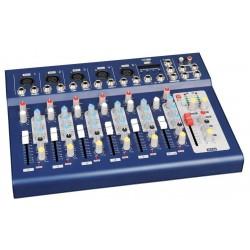 Consola Mezcladora de 7 canales
