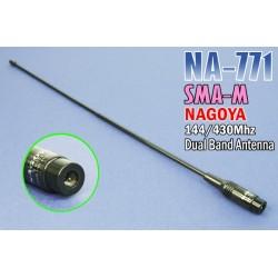 Antena VHF/UHF 2.15/ 3dB 39cm SMA M