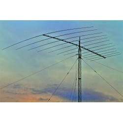 Antena HF 8 elementos 14-30 Mhz. LS86