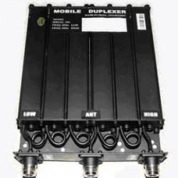 Duplexor UHF 450-470 Mhz. 50w 5 Mhz.