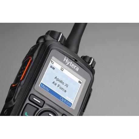 Hytera PD786 VHF o UHF análogo digital