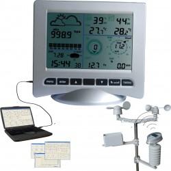 Estación meteológica WH3080 solar wireless