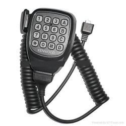 Micrófono KMC24 con DTMF para Kenwood